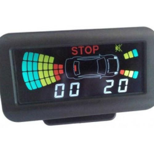 Новая модификация парктроников Speed Control