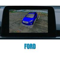 Штатная система кругового обзора автомобиля сПАРК-BDV-360-R для Ford со встроенным видеоинтерфейсом, с функцией видеорегистратора
