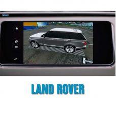 Штатная система кругового обзора автомобиля сПАРК-BDV-360-R для Land Rover со встроенным видеоинтерфейсом, с функцией видеорегистратора