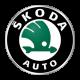 Мониторы в зеркале заднего вида для Skoda