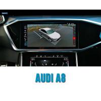 Система кругового обзора автомобиля сПАРК-BDV-360-R для Audi A8, с функцией видеорегистратора