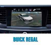 Система кругового обзора автомобиля сПАРК-BDV-360-R для Buick Regal, с функцией видеорегистратора