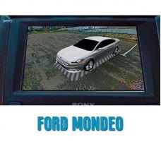 Система кругового обзора автомобиля сПАРК-BDV-360-R для Ford Mondeo , с функцией видеорегистратора