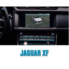 Штатная интеллектуальная 3D система кругового обзора автомобиля сПАРК-BDV-360-R для Jaguar XF, с функцией видеорегистратора