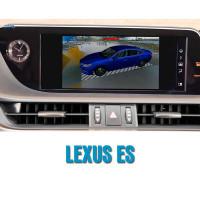 Система кругового обзора автомобиля сПАРК-BDV-360-R для Lexus ES / IS / GS / CT200H, с функцией видеорегистратора