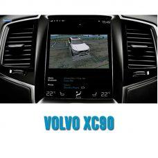 Штатная интеллектуальная 3D система кругового обзора автомобиля сПАРК-BDV-360-R для Volvo XC90, с функцией видеорегистратора