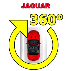 Штатная система кругового обзора автомобиля сПАРК-BDV-360-R для Jaguar со встроенным видеоинтерфейсом, с функцией видеорегистратора