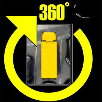 Система кругового обзора сПАРК BDVR-360-4 для автобусов и грузовиков, Bird view с функцией записи
