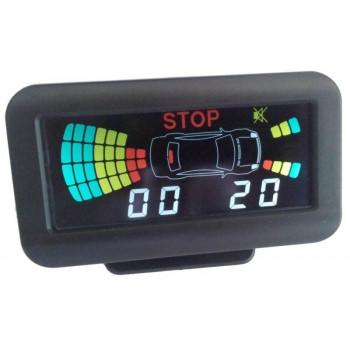 Парктроник с контролем слепых зон cПАРК-6Dbz (вкл. от дат. скор.)