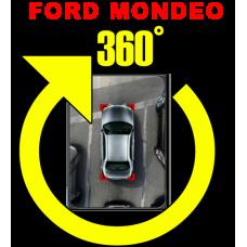 Штатная интеллектуальная система кругового обзора автомобиля сПАРК-BDV-360-R для Ford Mondeo, Edge с функцией видеорегистратора