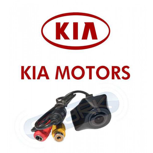 Камера переднего вида для Kia сПАРК-KA01-F