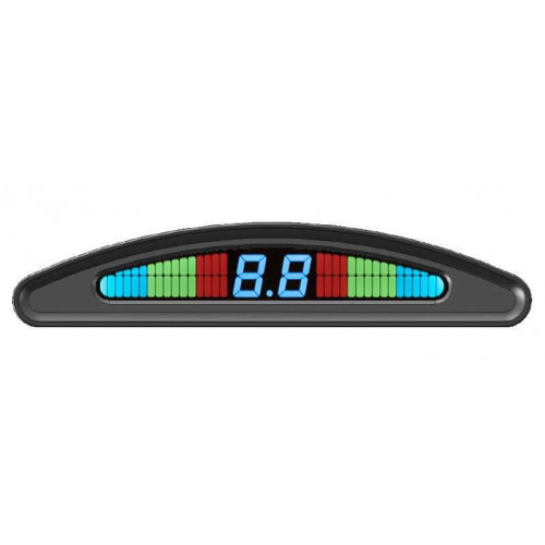 Парктроник с контролем слепых зон сПАРК-8Ubz (вкл. от дат. скор.)
