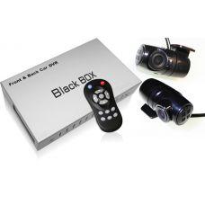 Двухканальный видеорегистратор высокого разрешения HD MDVR-38HD с LDWS