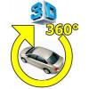 3D системы кругового обзора для легковых автомобилей
