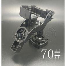 Штатное крепление для зеркала сПАРК- №70.   <p>Таблица совместимых марок и моделей авто: (в таблице могут быть представленны не все совместимые модели автомобилей)</p>