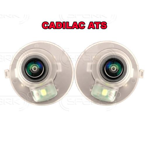 Камеры бокового обзора ca1