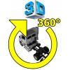 Системы кругового обзора 3D для грузовиков, автобусов, спецтехники и вездеходов.
