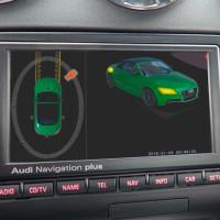 Система кругового обзора автомобиля сПАРК-BDV-360-R для Audi TT, с функцией видеорегистратора