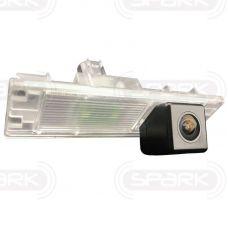 Штатная камера заднего вида сПАРК-BMW4