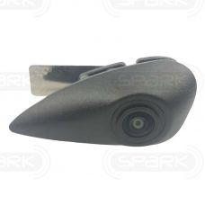 Камера переднего вида Spark-HY05F для Hyundai универсальная в логотип средняя