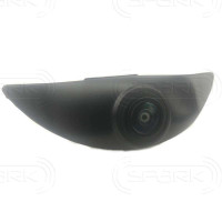 Камера переднего вида Spark-N03F для Nissan универсальная в логотип