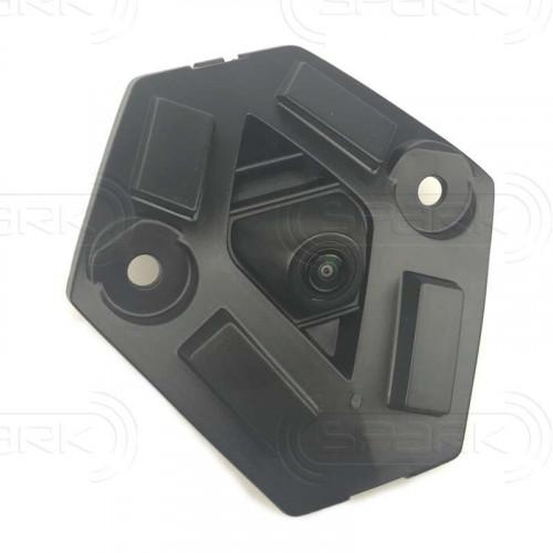 Камера переднего вида для Renault Koleos,Fluence,Kaptur,Laguna, Duster, Megane, Scenic сПАРК-RE02F