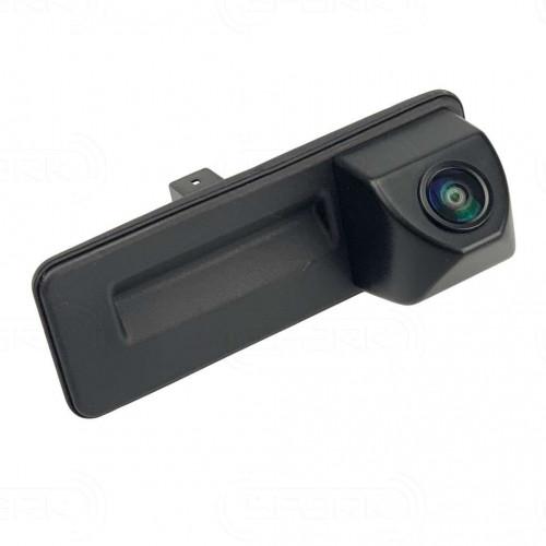 Штатная камера заднего вида в ручке сПАРК-SH01H для Skoda Octavia