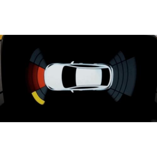 Парктроник (парковочный радар) сПАРК-4 (6,8) - CAN для Mazda CX5, CX9, 3,6